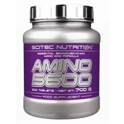 AMINO 5600, 500 CPS, SCITEC NUTRITION