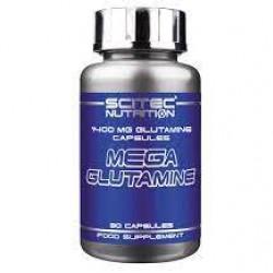Mega Glutamine Caps (90 caps.), Scitec Nutrition