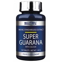 SUPER GUARANA SCITEC 100 TABS