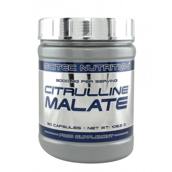 Citrulina Malate, 90cps, Scitec Nutrition
