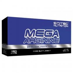 MEGA ARGININE - SCITEC NUTRITION 120 CAPS