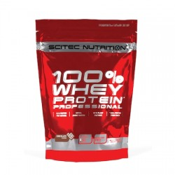 100% WHEY PROTEIN PROFESSIONA SCITEC NUTRITION 500 G