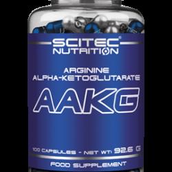AAKG SCITEC 100 CAPS 93G