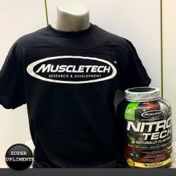 SET NITROTECH 1,82 KG+TRICOU MUSCLETECH