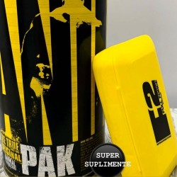 SET ANIMAL PAK 44 PLICURI+PILLBOX CADOU
