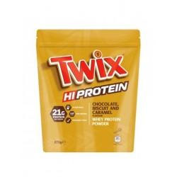 Twix Hi Protein Powder, Aroma biscuiti cu ciocolata si caramel, 875g