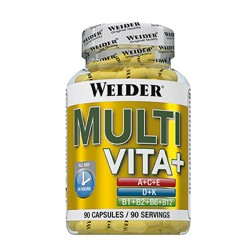 MULTI VITA+ WEIDER 90 CAPS