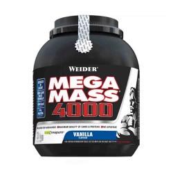 Mega Mass Gainer 4000, Weider, 3kg
