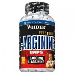 L-ARGININE WEIDER 100 CAPS 138G