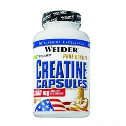 CREATINE WEIDER 100 CAPS 125G