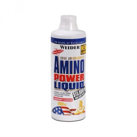 Amino Power Liquid 1L Weider
