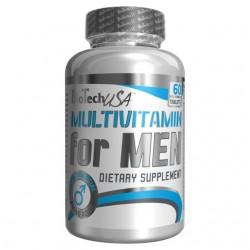 MULTIVITAMIN FOR MEN BIOTECH 60 TAB 83G