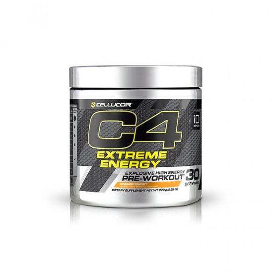C4 Extreme Energy – 30 serviri