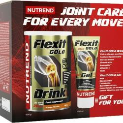 Flexit Gold Drink 400G + Flexit Gold Gel
