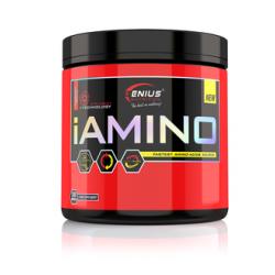 iAmino, 200 capsule Fara aroma, Geniu Nutrition