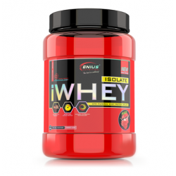 iWhey Isolate, 900 g, Genius Nutrition