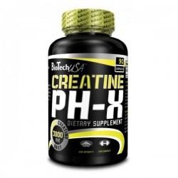 CREATINE PH-X BIOTECH 90 CAPS