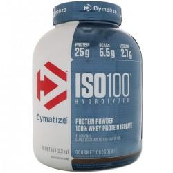 DYMATIZE ISO-100, 2200 G , IZOLAT PROTEIC DIN ZER 100%