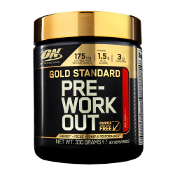 PRE-WORKOUT GOLD STANDARD