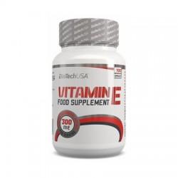 Vitamina E 200 mg,100caps, Biotech USA