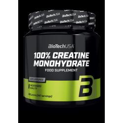 100% CREATINE MONOHYDRAT 300 gr - BIOTECH